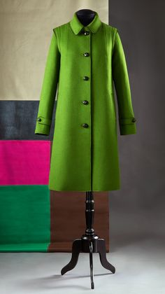 Loden Coat: style DC1 Doppiato con fodera - Double in contrasting color, lined