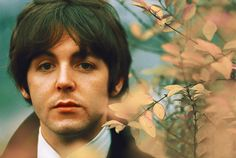 Paul McCartney photographed by Jean-Marie Perier.