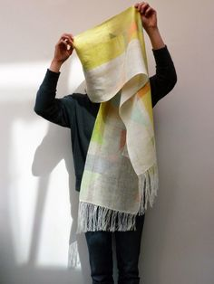 Ilse Acke: NATIONAL SCARF TWO