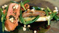 Restaurant review: Orana, Adelaide Australian Restaurant, South Australia, Paleo, Pork, Inspired, Kale Stir Fry, Beach Wrap, Pork Chops, Paleo Food