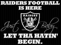 Raider Nation Baby!