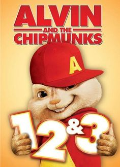 af390965f86 Alvin and the Chipmunks Triple Feature  3 Discs   DVD