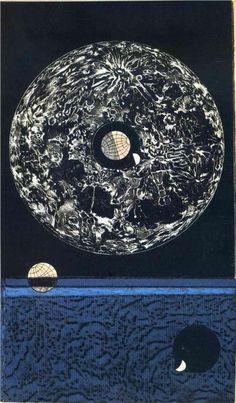Max Ernst, Configuration no. 16, 1974 #round