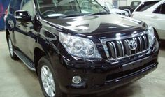 2010 Toyota Prado | Remzak.co.ug Buy and Sell Anything! Convert your Stuff into Cash!