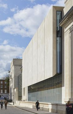 Gallery of London Business School, The Sammy Ofer Centre / Sheppard Robson - 19