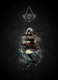 Assassins Creed Edward Kenway