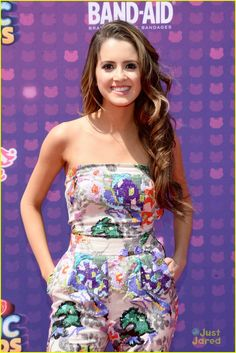 Laura Marano: At the 2016 RDMAs Laura was with her sister (Vanessa Maurano) she also performed Boombox there.