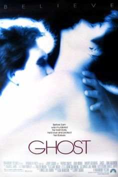 Ghost - Patrick Swayze (Sam Wheat)... Demi Moore (Molly Jensen)...Whoopi Goldberg (Oda Mae Brown)...Tony Goldwyn (Carl Bruner)  -  1990  -  hit song was the Righteous Brothers' 1965 hit, Unchained Melody.