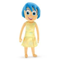 """Joy Plush - Inside Out - She had this one a week before the movie came out she loves her, made me order her some """"friends"""" LOL"""