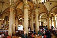 Central Café - The Place Where Hitler, Stalin, Trotsky, and Tito Drank Coffee | itinari