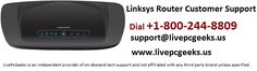 #Linksys #Router #Customer #Support +1-800-244-8809