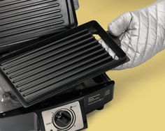 T-fal GC722D53 1800W OptiGrill XL Stainless Steel Large Indoor ...