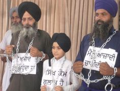 Sikh activists mark India's Independence Day as Black Day - http://sikhsiyasat.net/2015/08/16/sikh-activists-mark-indias-independence-day-as-black-day/