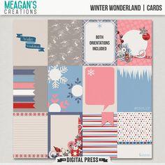Winter Wonderland | Cards