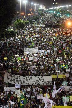 #VemPraRua -O povo nas ruas