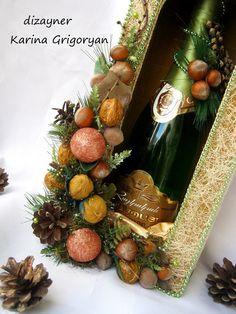 Gallery.ru / Фото #117 - Новогодние из конфет - grigoran-karina