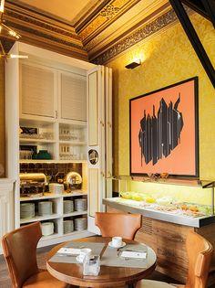 Buffet desayuno Restaurante 1892 #h10hotels #h10 #h10catalunyaplaza #barcelona #boutiquehotel