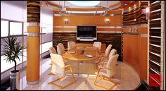 Office interior - 3D visualizations - Amparo
