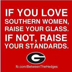 University of Georgia Bulldogs <3