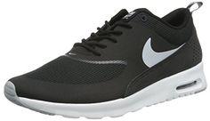 Nike Women's Air Max Thea Black/Wolf Grey/Anthrct/White Running Shoe 5 Women US - http://buyonlinemakeup.com/nike/5-b-m-us-nike-womens-air-max-thea-black-wolf-grey-shoe