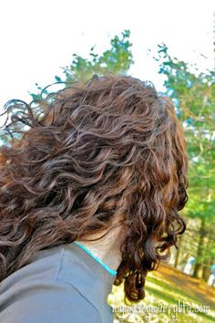 My Natural Curly Hair Regimen - How to Have Gorgeous Curls Naturally