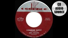 1956 HITS ARCHIVE: Canadian Sunset - Andy Williams