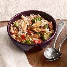 Chicken and Rice Recipes - Dishes with Chicken and Rice