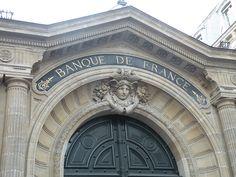 Tuilerires, Banque de France