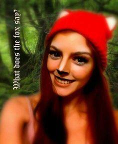 Just random fun as a fox Fox, Random, Makeup, Make Up, Beauty Makeup, Foxes, Casual, Bronzer Makeup