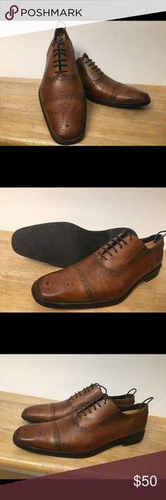 Gordon Rush Ethan Oxford Men's Dress Shoes Gordon Rush Ethan Oxford Shoes Gordon Rush Shoes Oxfords & Derbys