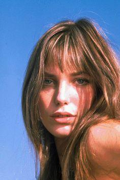 Capture d'une beauté douce mais impérieuse, en 1970