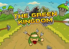 The Green Kingdom is a free Action games. Here you can play this game online for free in full-screen mode in your browser for free without any annoying AD Real Time Strategy, Strategy Games, Games For Boys, Games To Play, Online Games, Arcade Games, Bowser, War, Green
