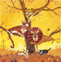 Cats- Joey Chou