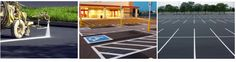 A well-marked parking lot directs people safely around the parking area. Crosswalks, stop bars, loading-zone markings, handicap stalls and directional pavement arrows let pedestrians know where they should walk and also helps the proper flow of traffic. Our striping team can re-stripe your lot according to the existing configuration or lay out new traffic markings per you're your specified plans. #ParkingLots #Safety #LineStriping #ADACompliance #CSGConSvcGrp