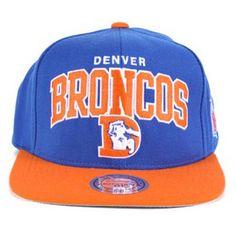 $7.99!! Mitchell and Ness NFL Denver Broncos Adjustable Snapback Cap http://www.wonderfulsnapbackswholesale.com/Mitchell-and-Ness-NFL-Denver-Broncos-Adjustable-Snapback-Cap-p-16464.html