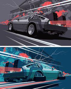 Back to the Future - Chris Rathbone @r4thbone