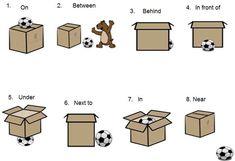 prepositions of place | Prepositions of place | ESL lesson plan « ESL Vietnam Zone