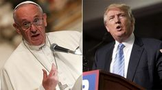 Trump to Pope: When ISIS comes to Rome you'll pray I'm president http://ift.tt/20H5sEC   Republican presidential hopeful Donald Trump accused Pope Francis of being a pawn of the Mexican government and called his criticism disgraceful. After a visit to Mexico the pontiff said that building only walls and not bridges was not Christian.Read Full Article at RT.com Source : Trump to Pope: When ISIS comes to Rome youll pray Im president  The post Trump to Pope: When ISIS comes to Rome you'll pray…