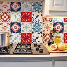 ĐÁ TRANG TRÍ  NHÀ: Trang trí nhà bếp theo phong cách hiện đại tinh tế...