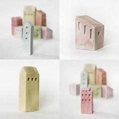 pretty little houses