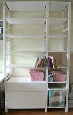 1000 images about oppbevaring kontor on pinterest ikea peg boards and shelving systems. Black Bedroom Furniture Sets. Home Design Ideas