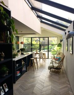 Kitchen Extension Victorian Terrace, Victorian Terrace Interior, Victorian Homes, Kitchen Extension Terraced House, Victorian House Interiors, Open Plan Kitchen Dining Living, Open Plan Kitchen Diner, Dining Room, Open Plan Living