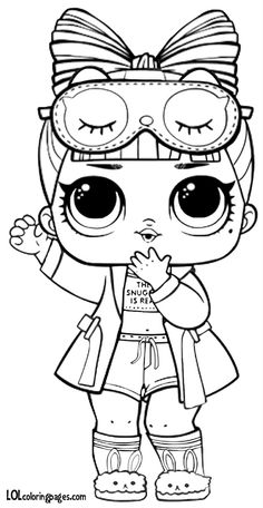 Lol Coloring Pages Bunny. Coloring pages Lol Surprise For printing. We have created the Lol Surprise coloring pages for kids, the newest and most beautiful coloring pages for k. Dinosaur Coloring Pages, Coloring Pages For Girls, Cute Coloring Pages, Cartoon Coloring Pages, Coloring Pages To Print, Free Printable Coloring Pages, Coloring For Kids, Coloring Sheets, Coloring Books