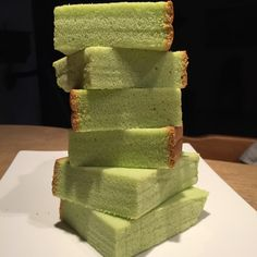 Latest @9/11/2016 Latest @7/3/2016 Pandan Sponge cake (adapted from Neo Sook Bee's recipe) Ingredients:- 6 eggs yolks – I used grade B eggs which is about 60g 70g corn oil 100g plain f…