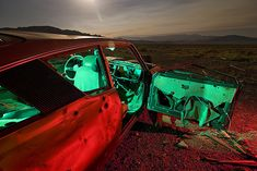 Light Painting Artist Troy Paiva | Light Painting Photography