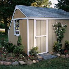 Found It At Wayfair   Solar 10 Ft. W X 8 Ft. D Wood Garden Shed