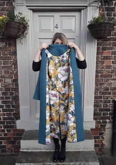 By Hand London Rumana Coat By Hand London, Dress Making Patterns, Cheer Me Up, My Sewing Room, Dressmaking, How To Make, How To Wear, Kimono Top, Fancy