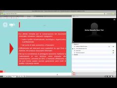 Proponiamo la registrazione video del webinar organizzato il 6 maggio 2015 dall'AgID, con il contributo di FORUM PA, sui processi di digitalizzazione della g...