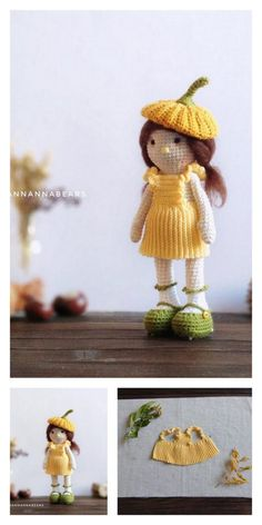 Amigurumi Pink Little Layd Free Pattern – Amigurumi Free Patterns And Tutorials Amigurumi Patterns, Amigurumi Doll, 4 Ply Yarn, Mohair Yarn, Hello Dear, Rabbit Ears, Needle And Thread, Free Crochet
