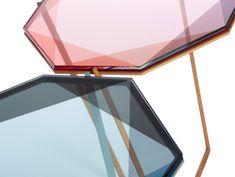 Gem Tables by Debra Folz